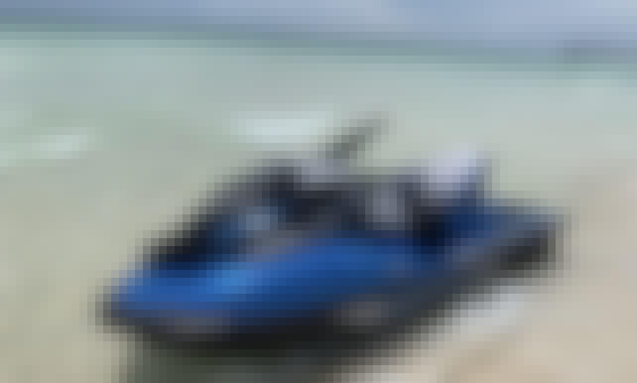 Single SeaDoo Jetski Rental on Lake Conroe