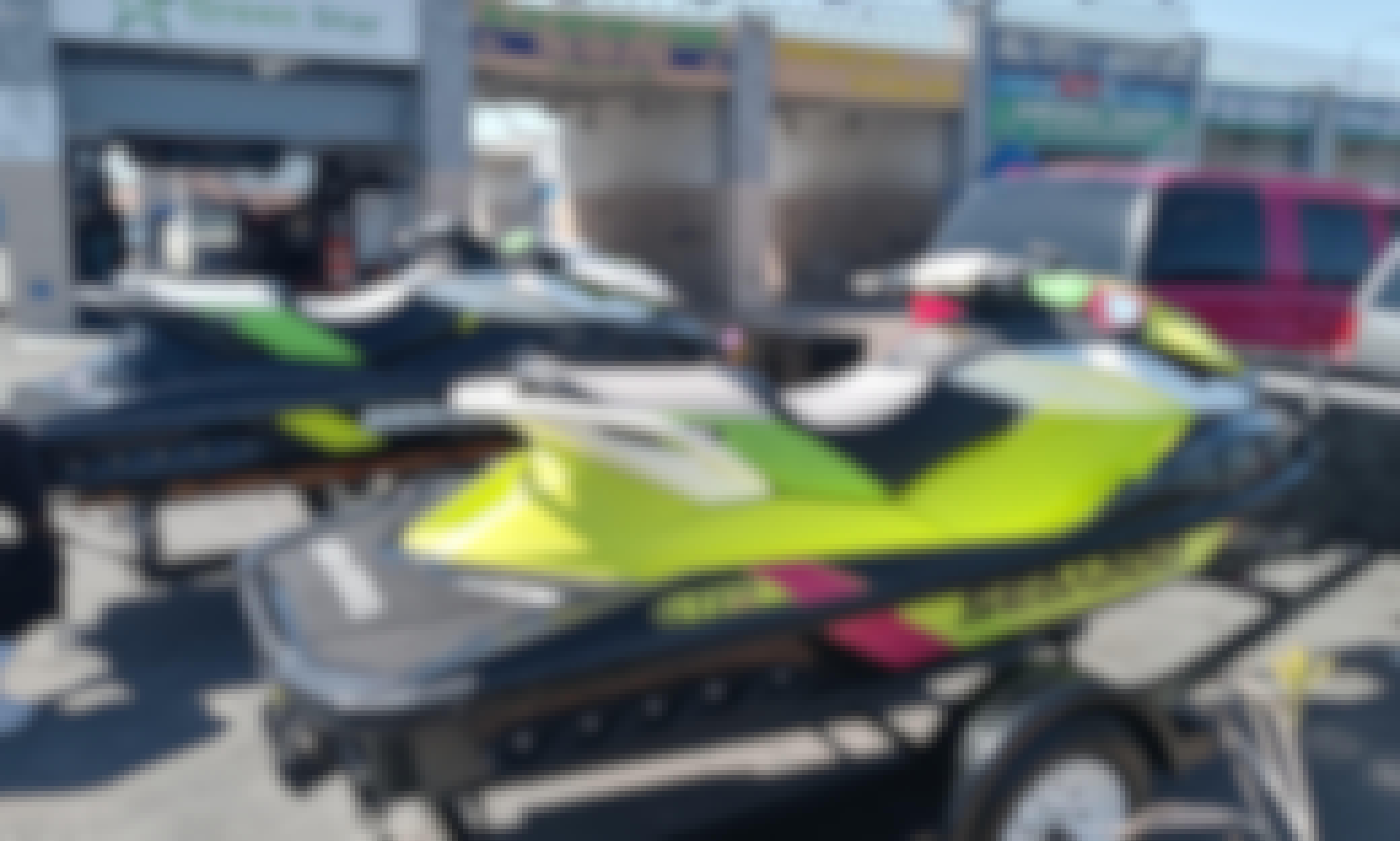 SeaDoo JetSki in Las Vegas