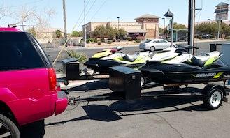 Sea-Doo Jet Ski Rental in Las Vegas