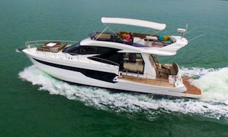 Rent a Luxury Yachting Experience! 50' Galeon