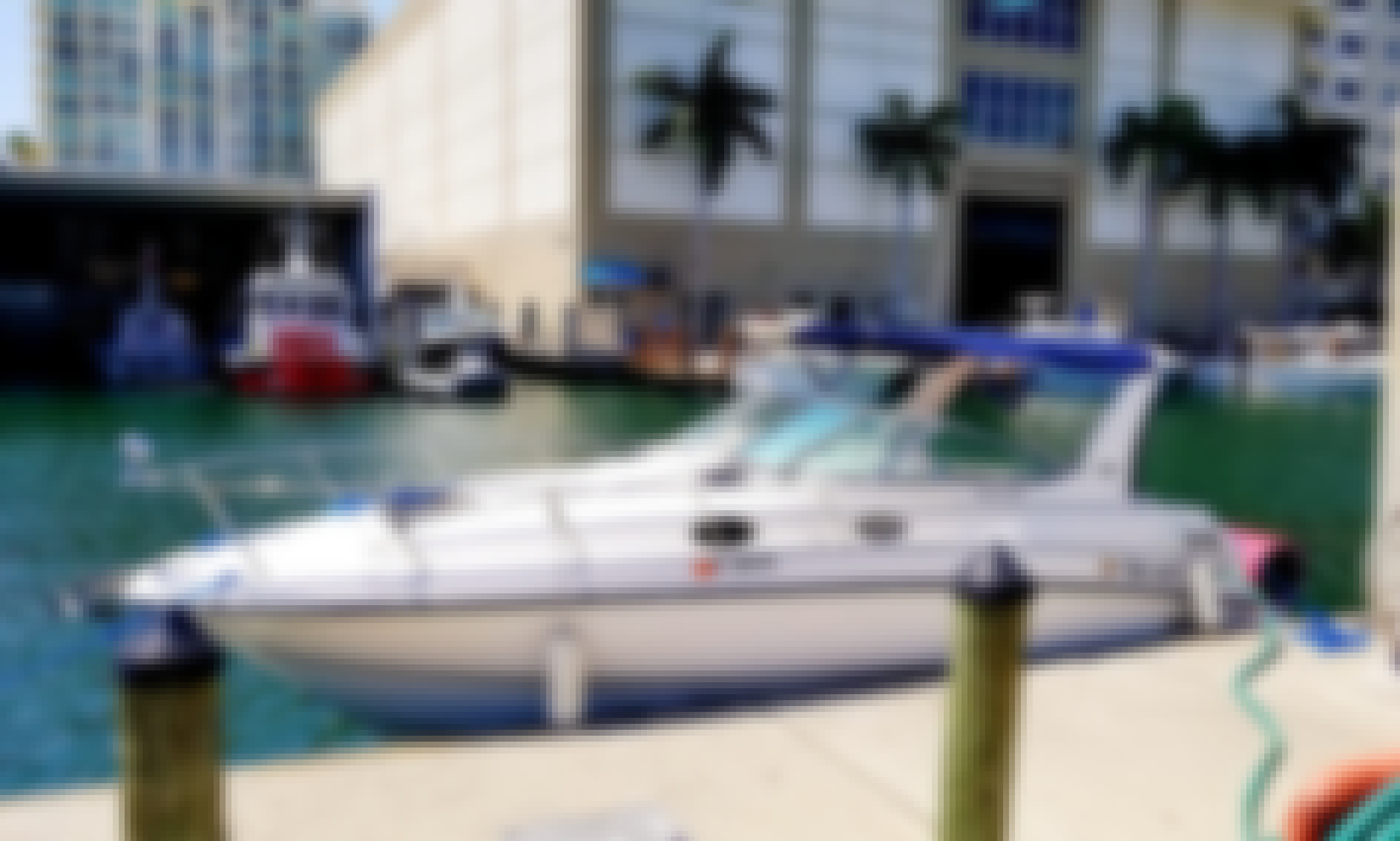 Chaparral Signature 300 Private Charter in Fort Lauderdale, Florida!