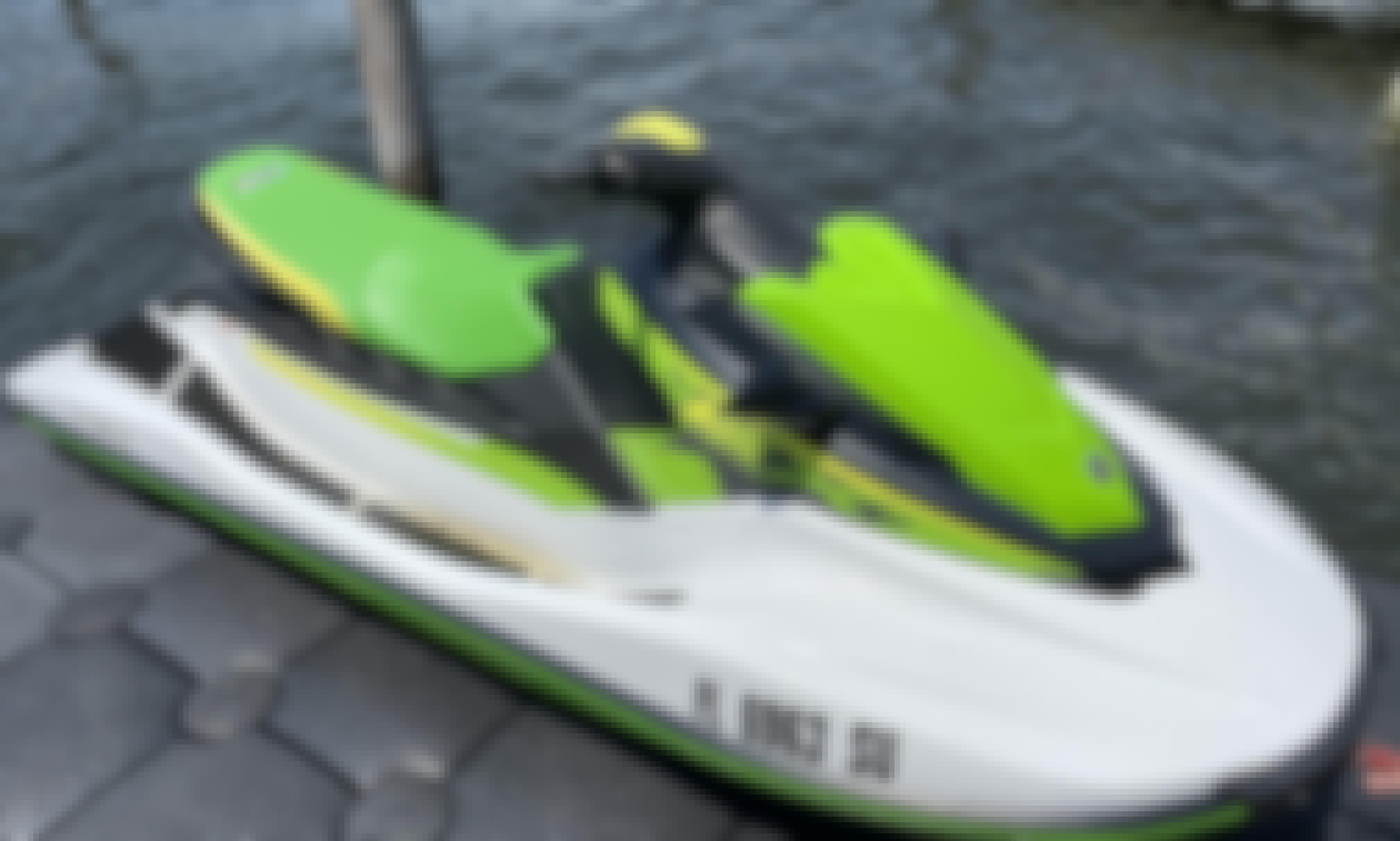 One 2021 Yamaha EX Waverunner on the Intracoastal!