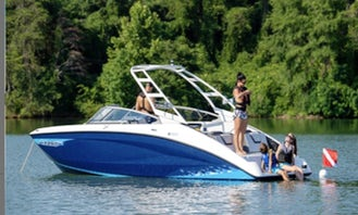 Lake Allatoona Boating, Water Sports and Sightseeing