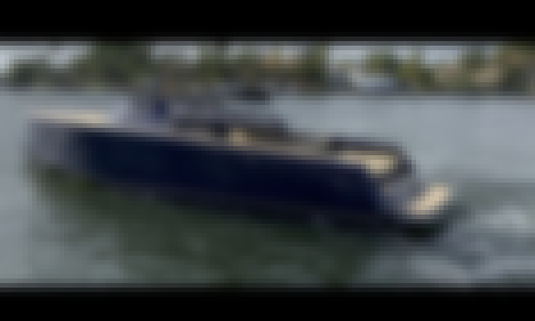 Miami Yacht Charter- 40' Van Dutch Yacht in Miami