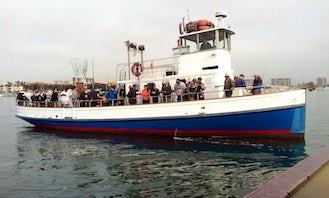 Boat Fishing Trips In Marina del Rey