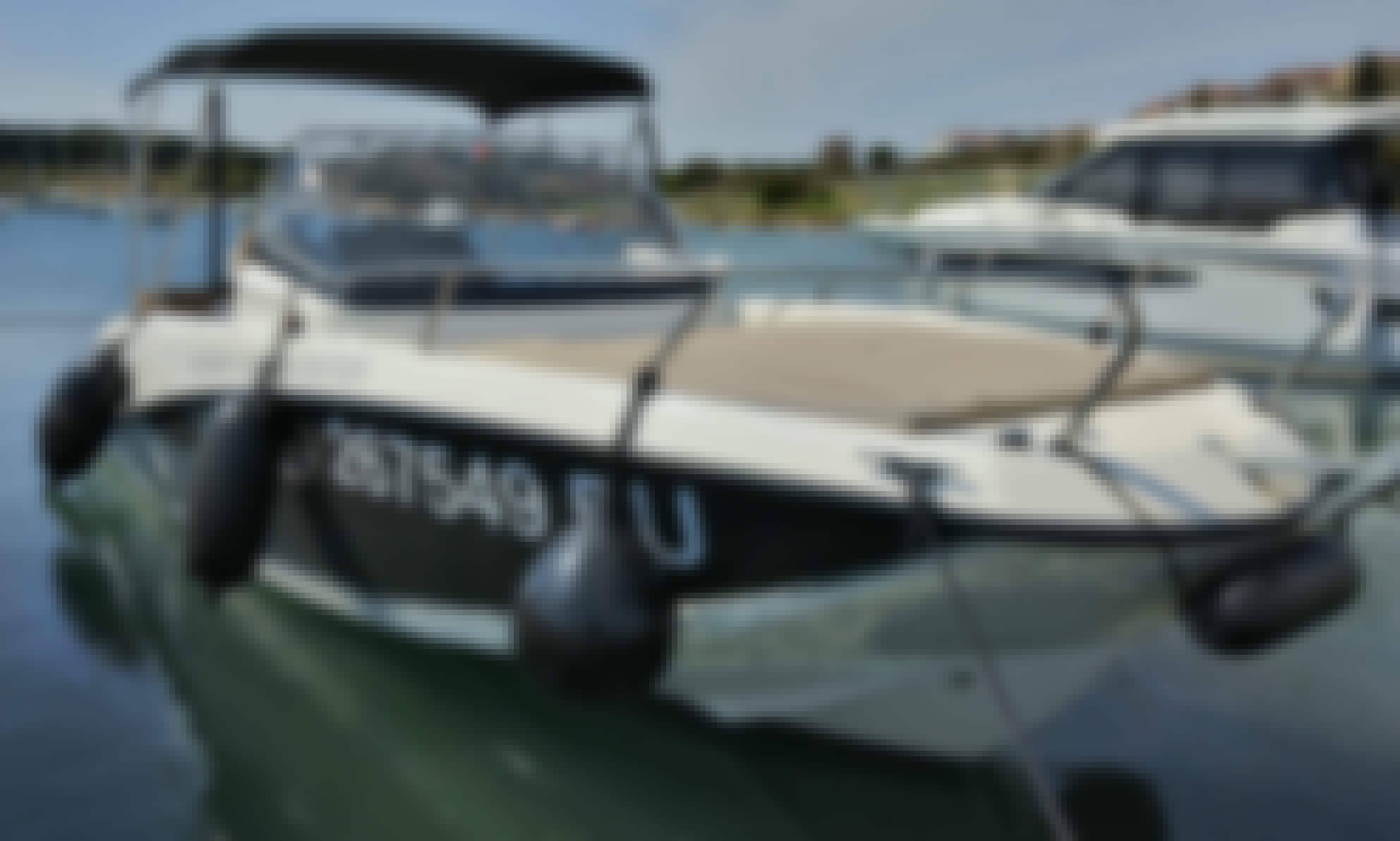 Open Boat Day Rental in Pula