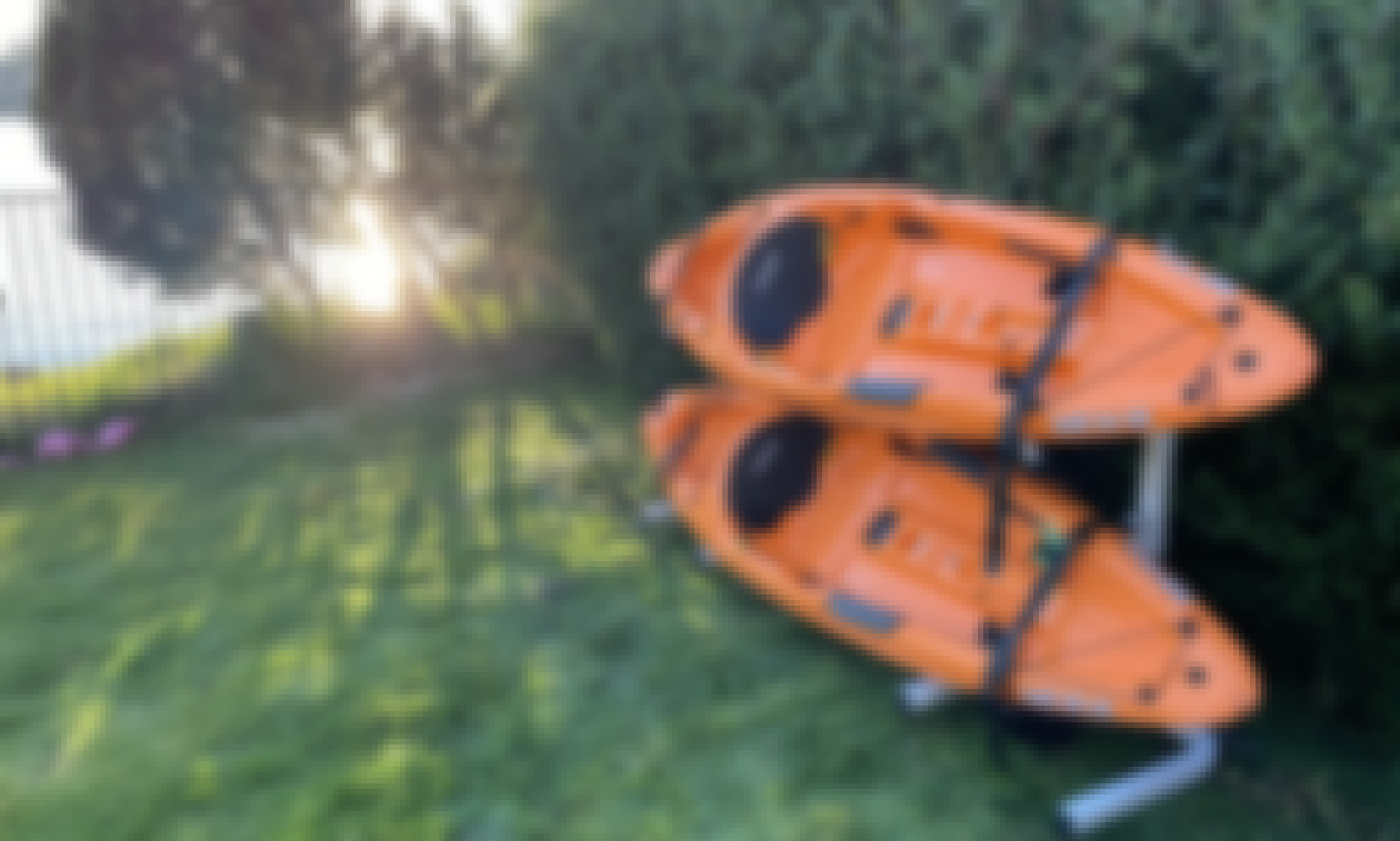 Sun Dolphin Bali 10 ft kayaks