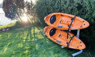 Sun Dolphin Bali 10 ft kayaks Rental in Kirkland, Washington