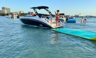 Awesome Yamaha Jet boat Luxury Charter in Miami Beach!!