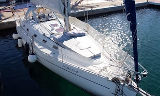 42' Harmony Sailing Yacht for Charter in Roses, Spain