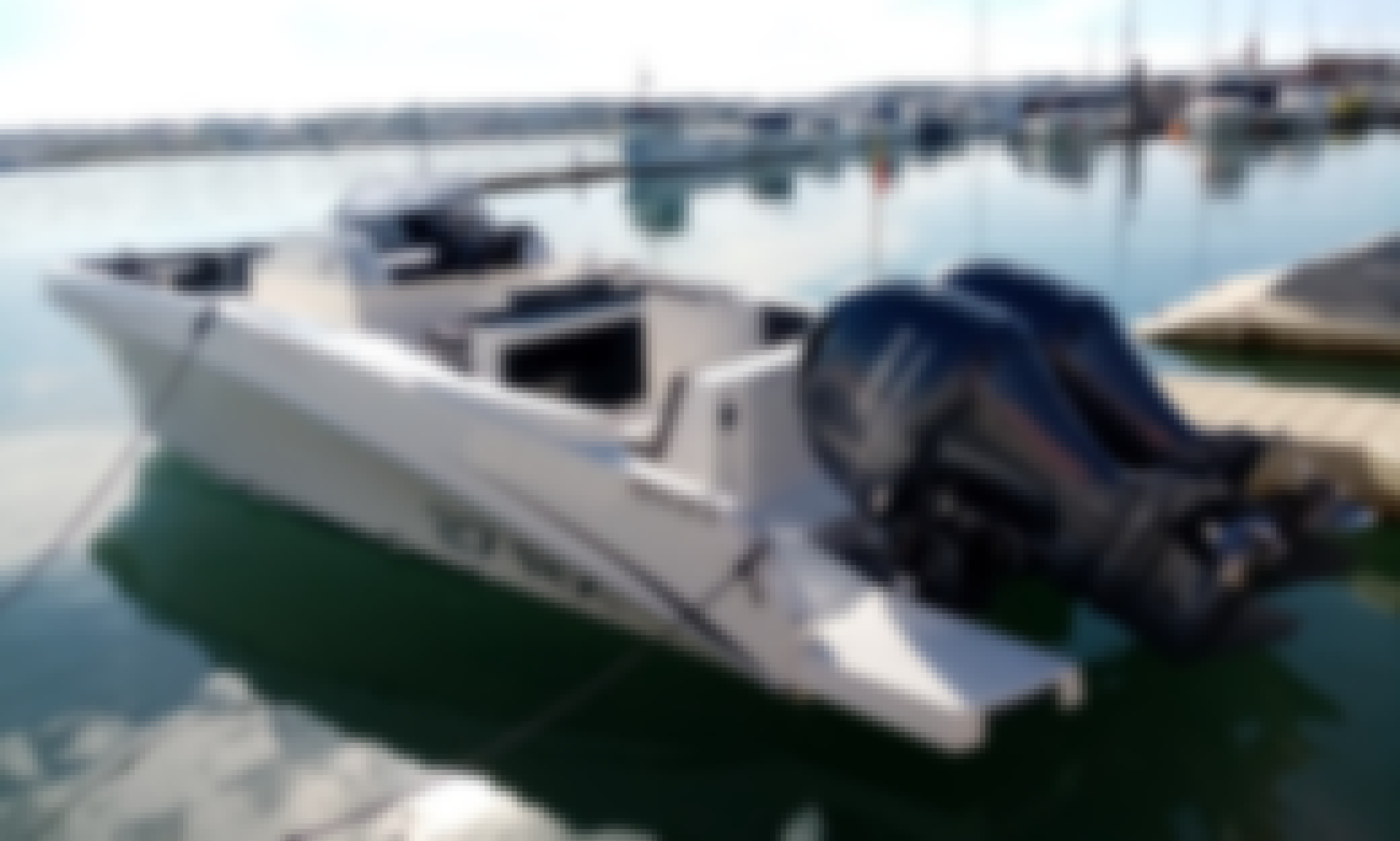 PACIFIC CRAFT RX27 Powerboat in Portimão