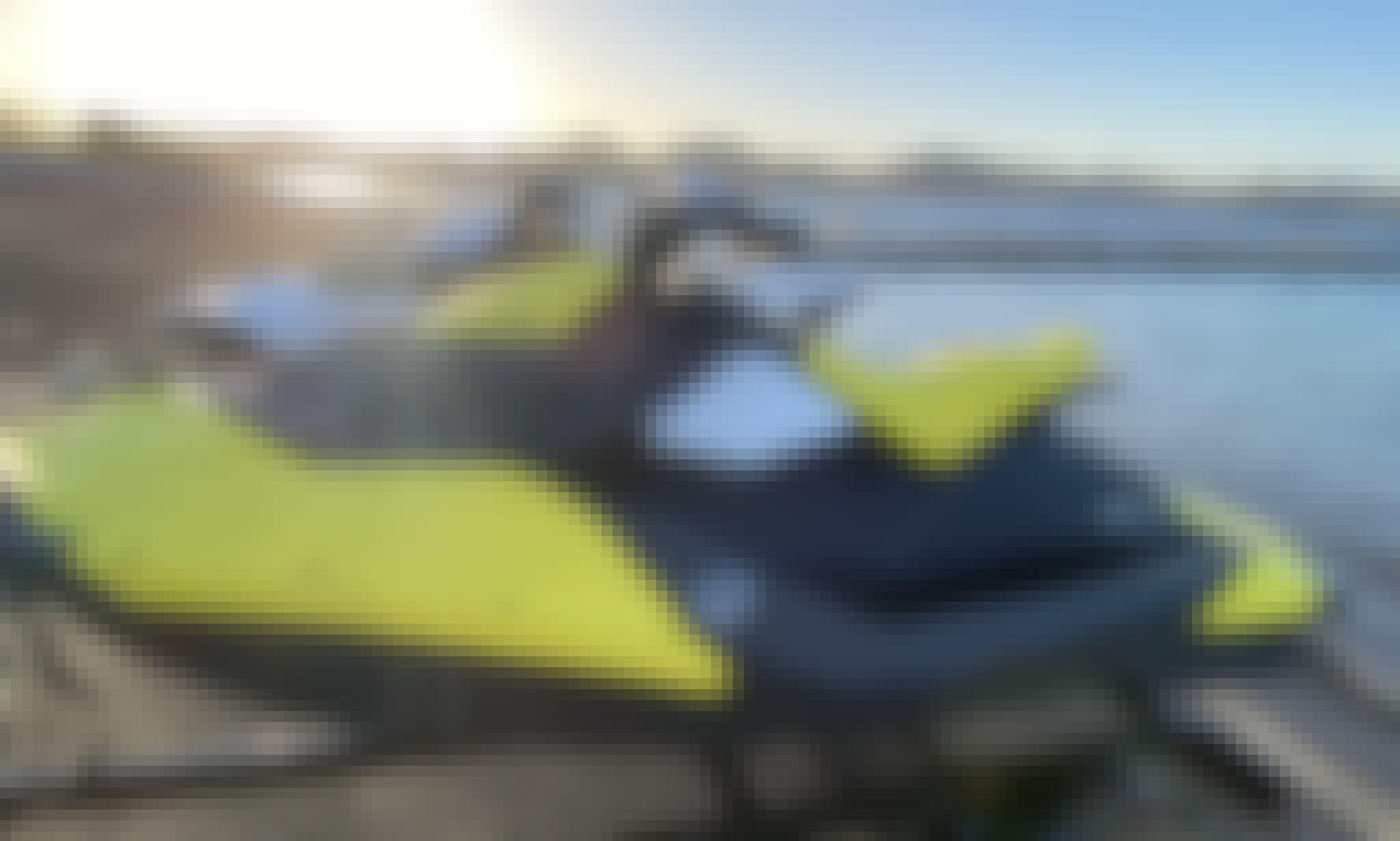 Sea-Doo Spark Rental in San Diego