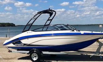 2019 Yamaha AR190 Lake Texoma