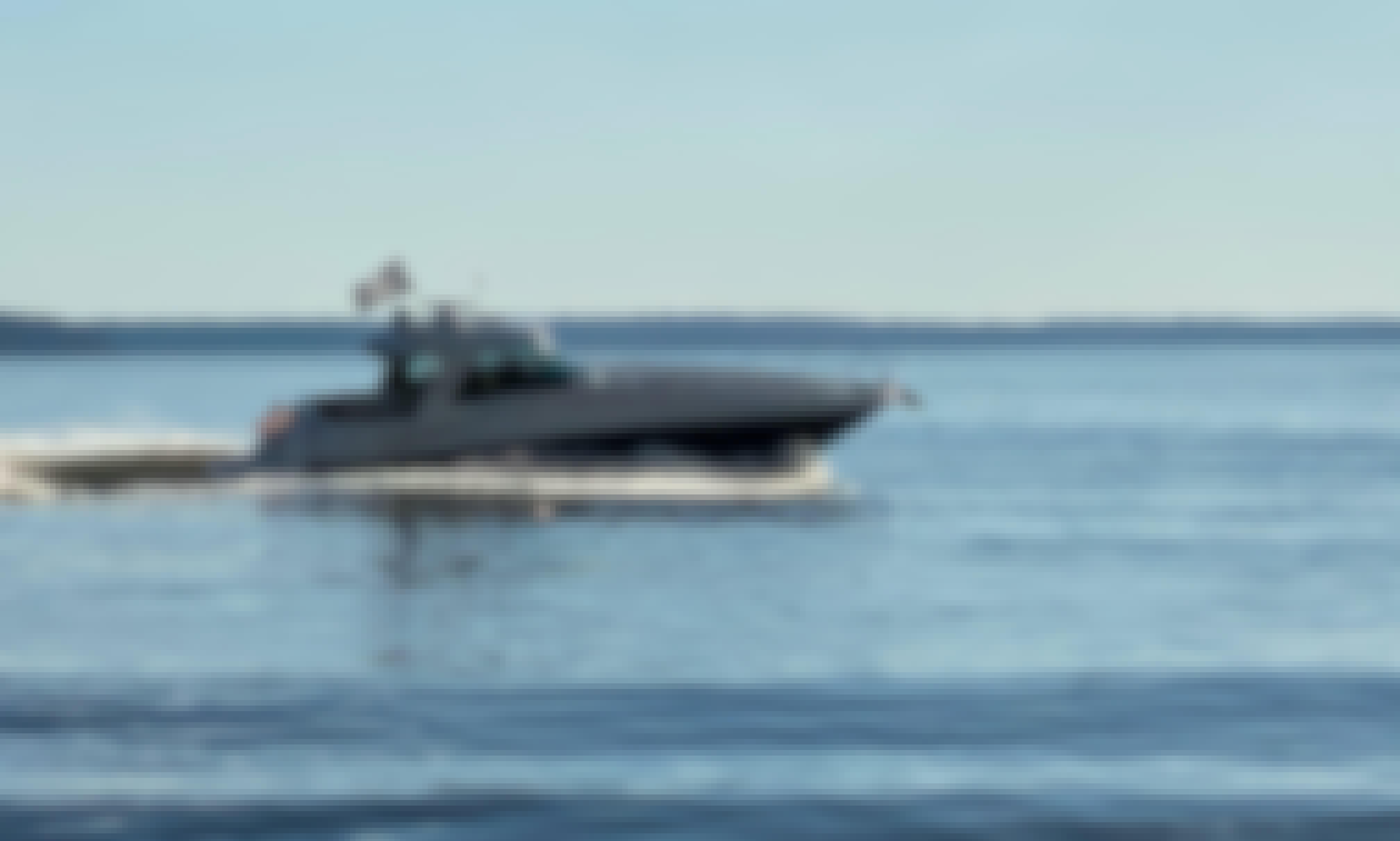 Sea Ray Sundancer 55' Tours on the Potomac River