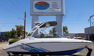 2021 Yamaha AR190 for rent - You choose the lake!