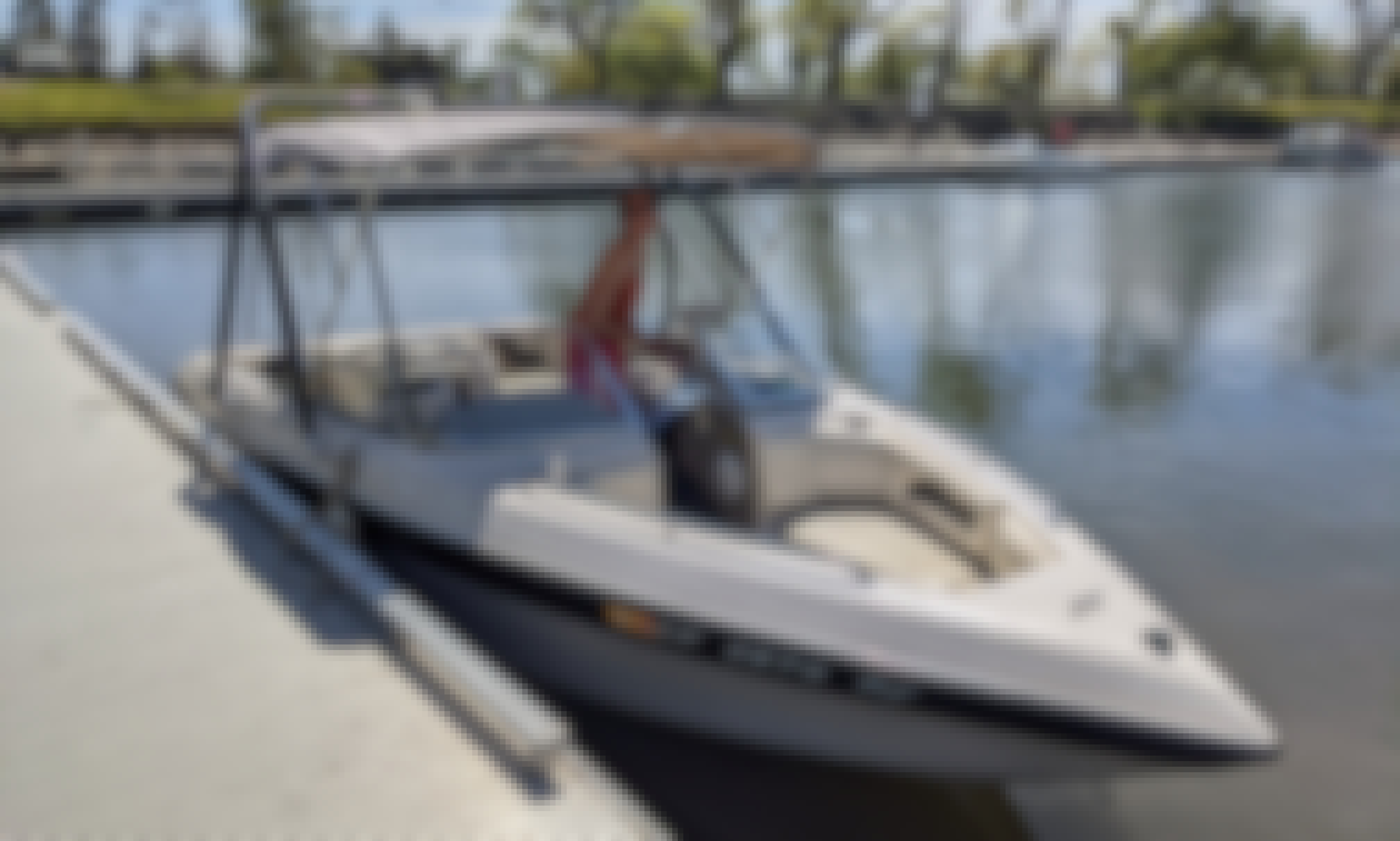 Reinell 203 LS Powerboat for Rent in Los Altos
