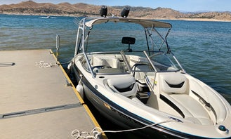 10 Passenger Boat Rental, Bass Lake CA