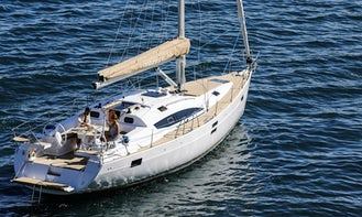 Baby Boo Elan 45 Impression Sailing Yacht Rental in Primorsko-goranska županija, Croatia!