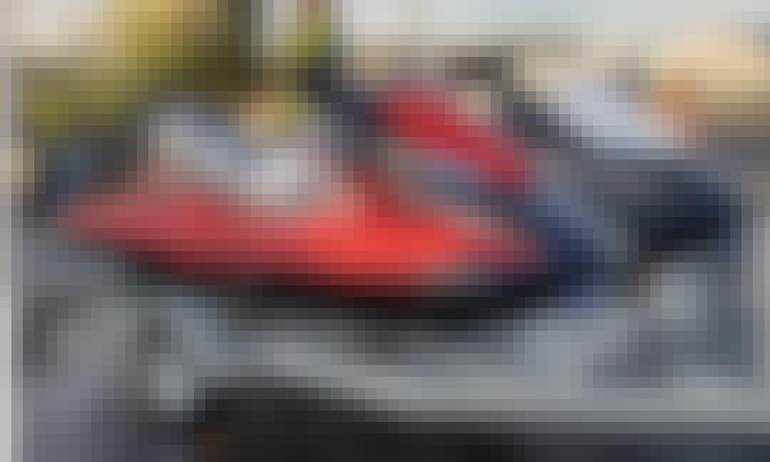 2018 SVHO 3 seat supercharged jet skis in Lake Havasu City