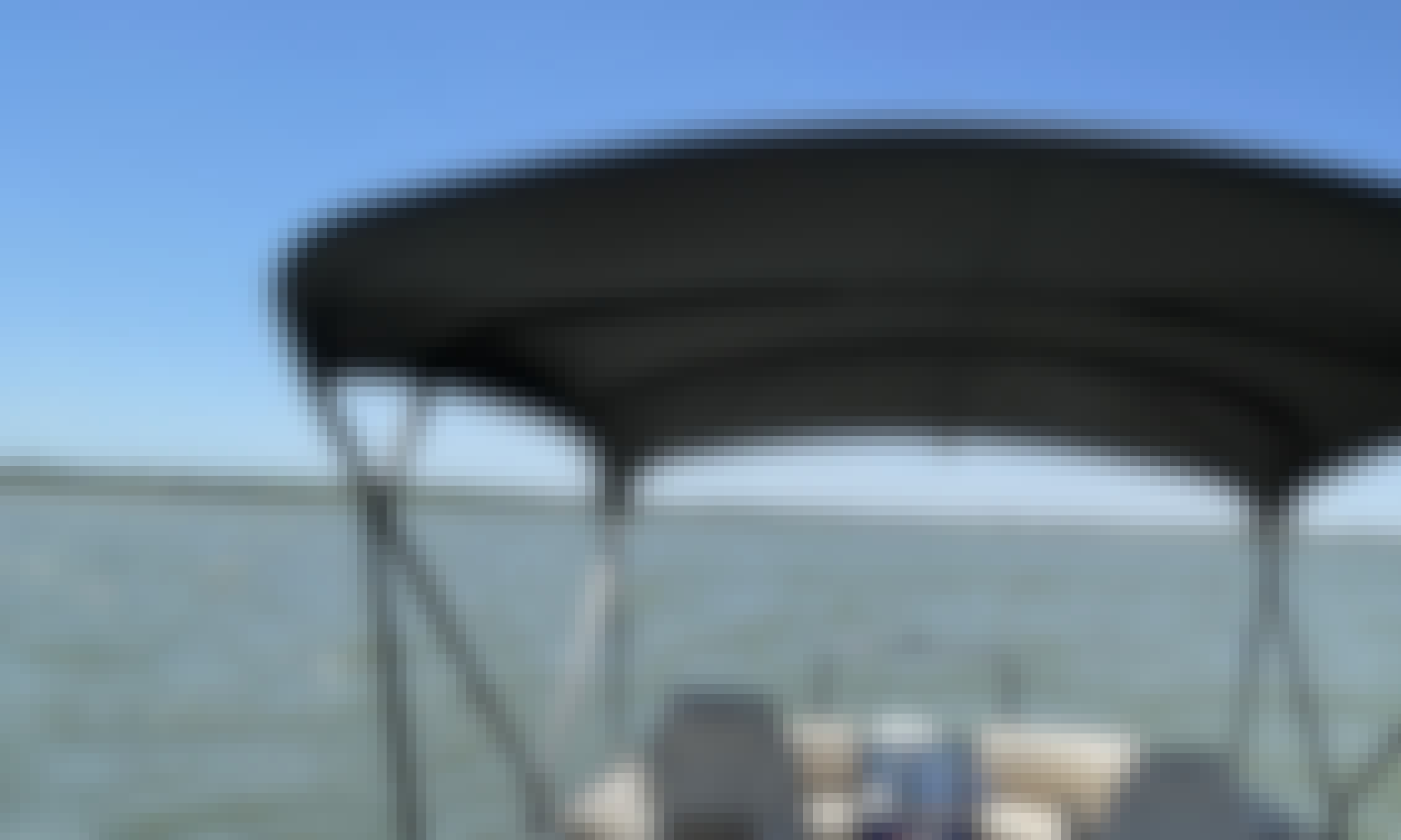 2021 25' Pontoon for rent on  Grapevine lake