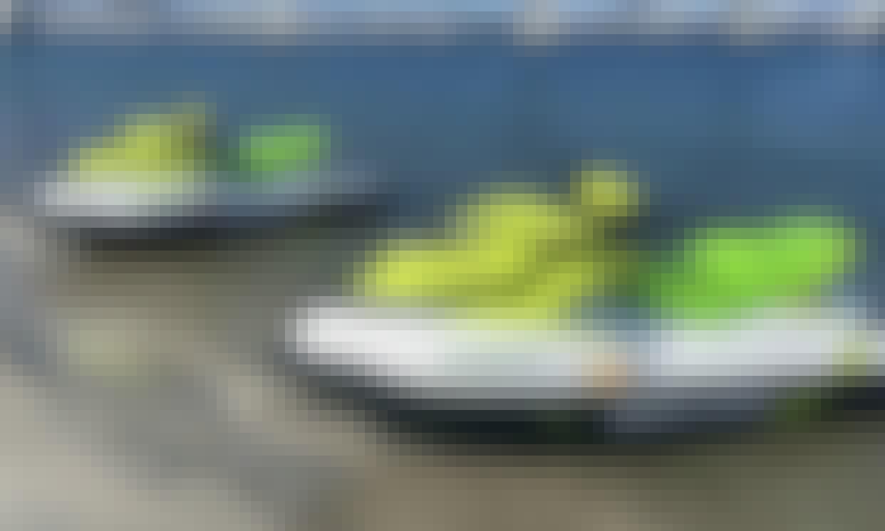 Yamaha 2021 Jet Ski rentals in San Diego
