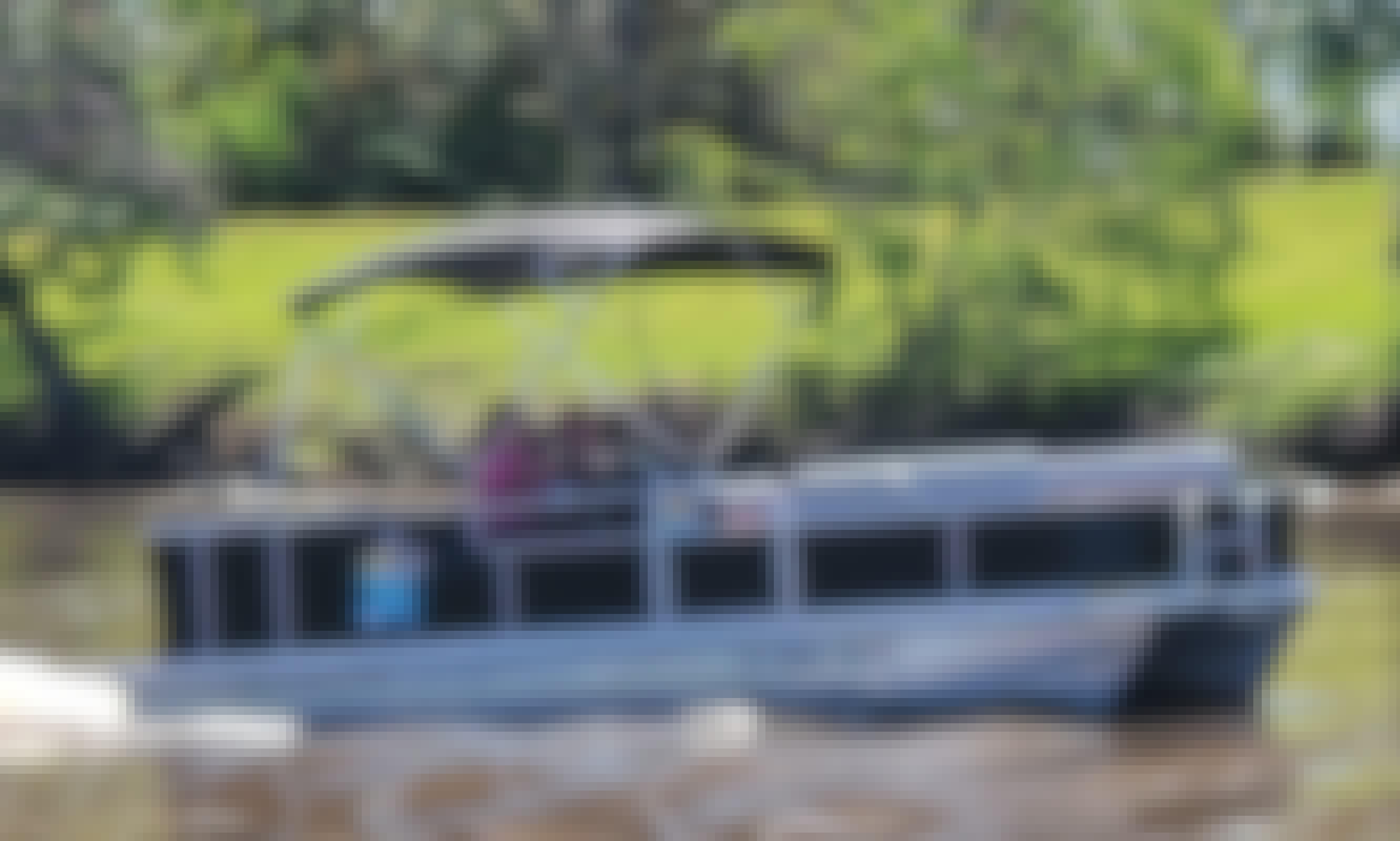 20' Sunchaser Pontoon Boat rental on Lake Charles