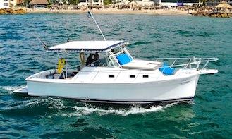 Mainship Pilot 30 Powerboat in Puerto Vallarta, Jalisco