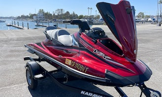 2021 Yamaha VX Limited! High Output, Fast Ride with Sound System!!