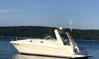 34' Captained Sea Ray Sundancer Boat in Elk Rapids
