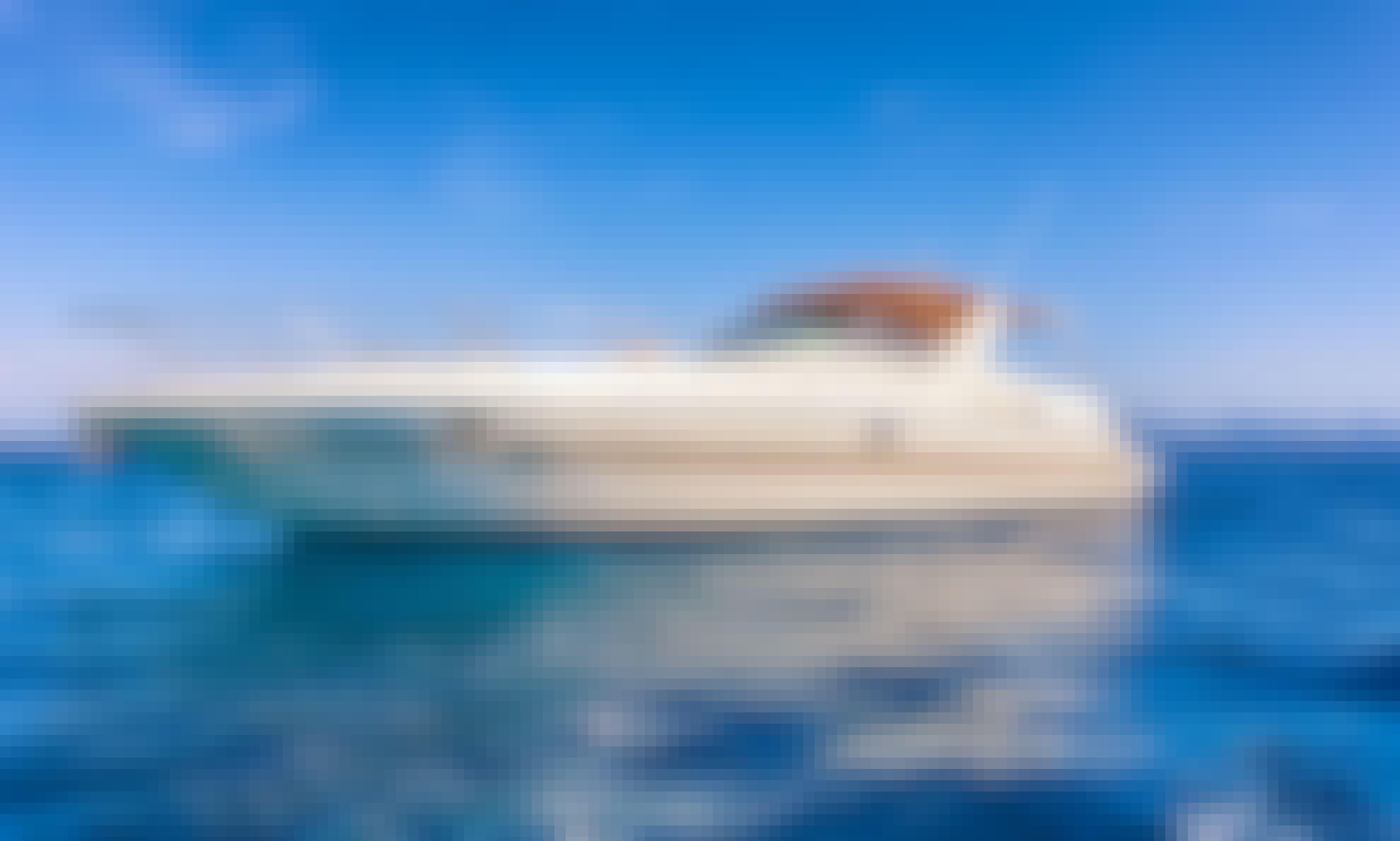 ALEGRIA LUXURY YACHT Cruise Charter