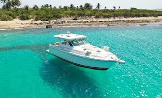 Tiara Yachts 43' Luxury Yacht Adventure in Puerto Rico