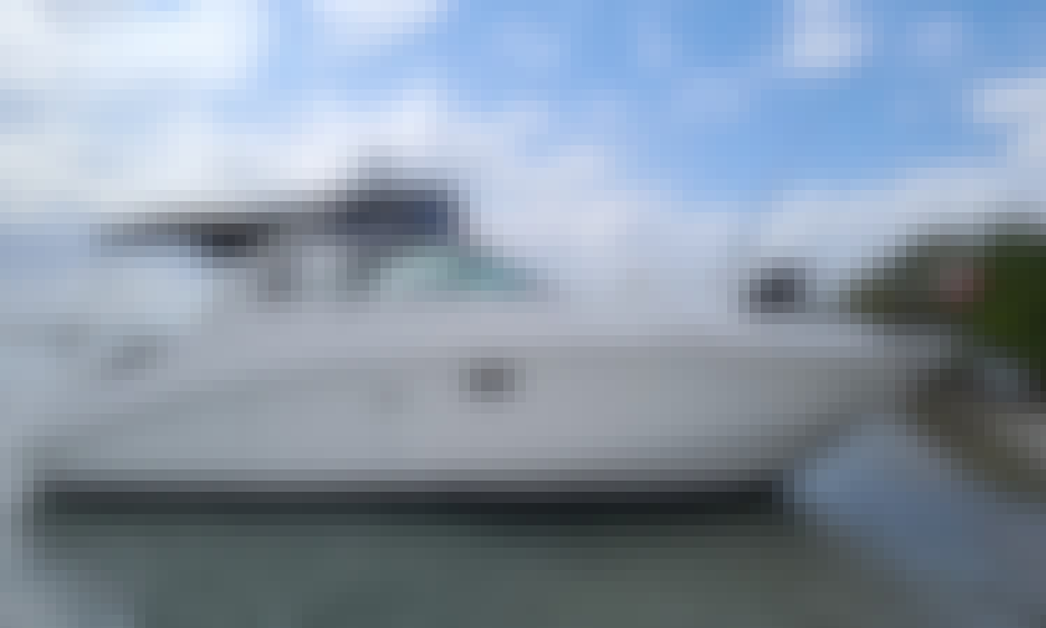 CRUISER YACHT OR OFFSHORE FISHING YACHT CHARTERS
