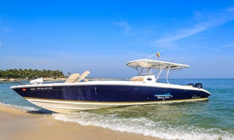 Private Charter boat 41ft Center Console for 20 People in Cartagena