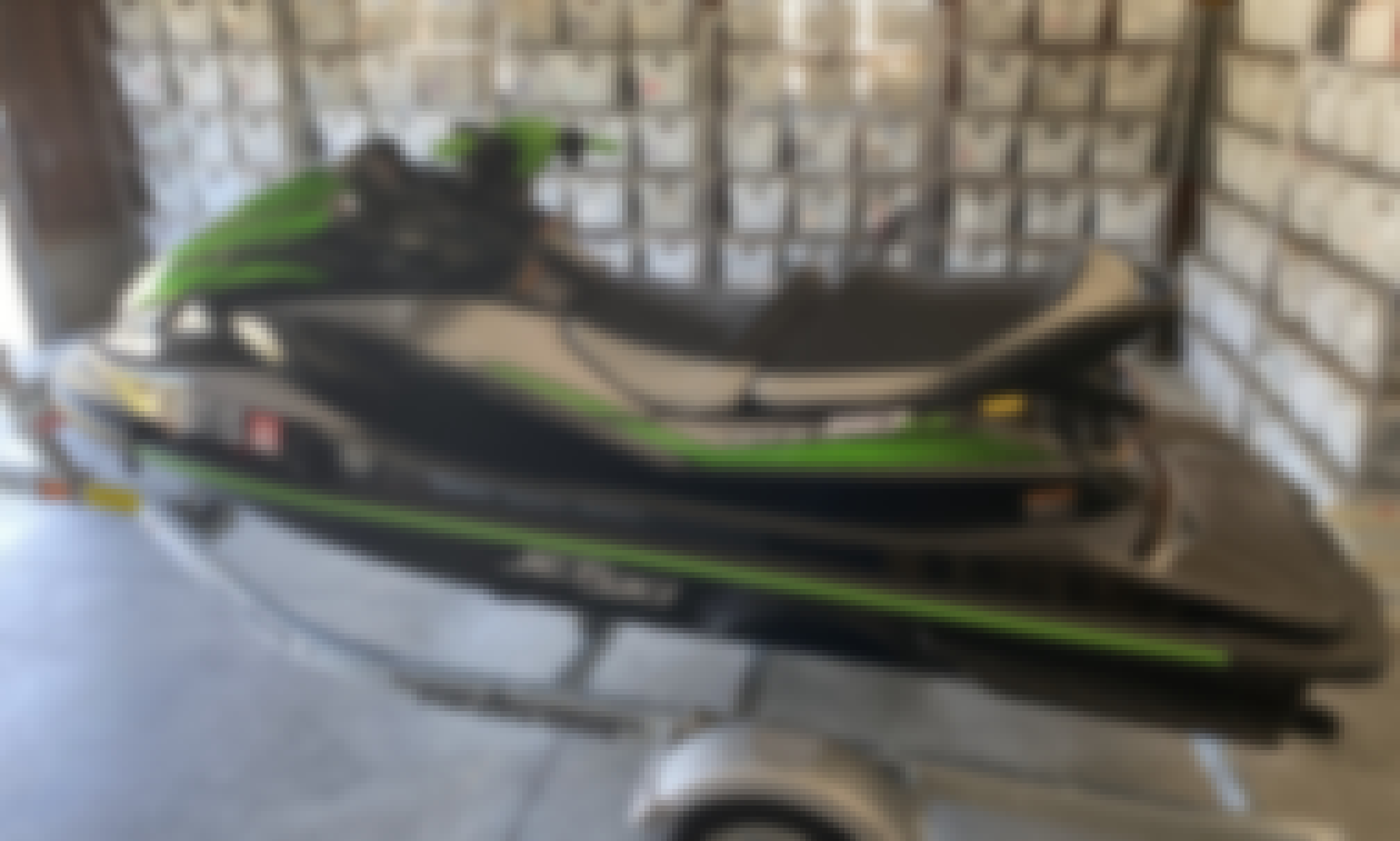 Kawasaki STX 160 Jet Ski in Hubert, North Carolina