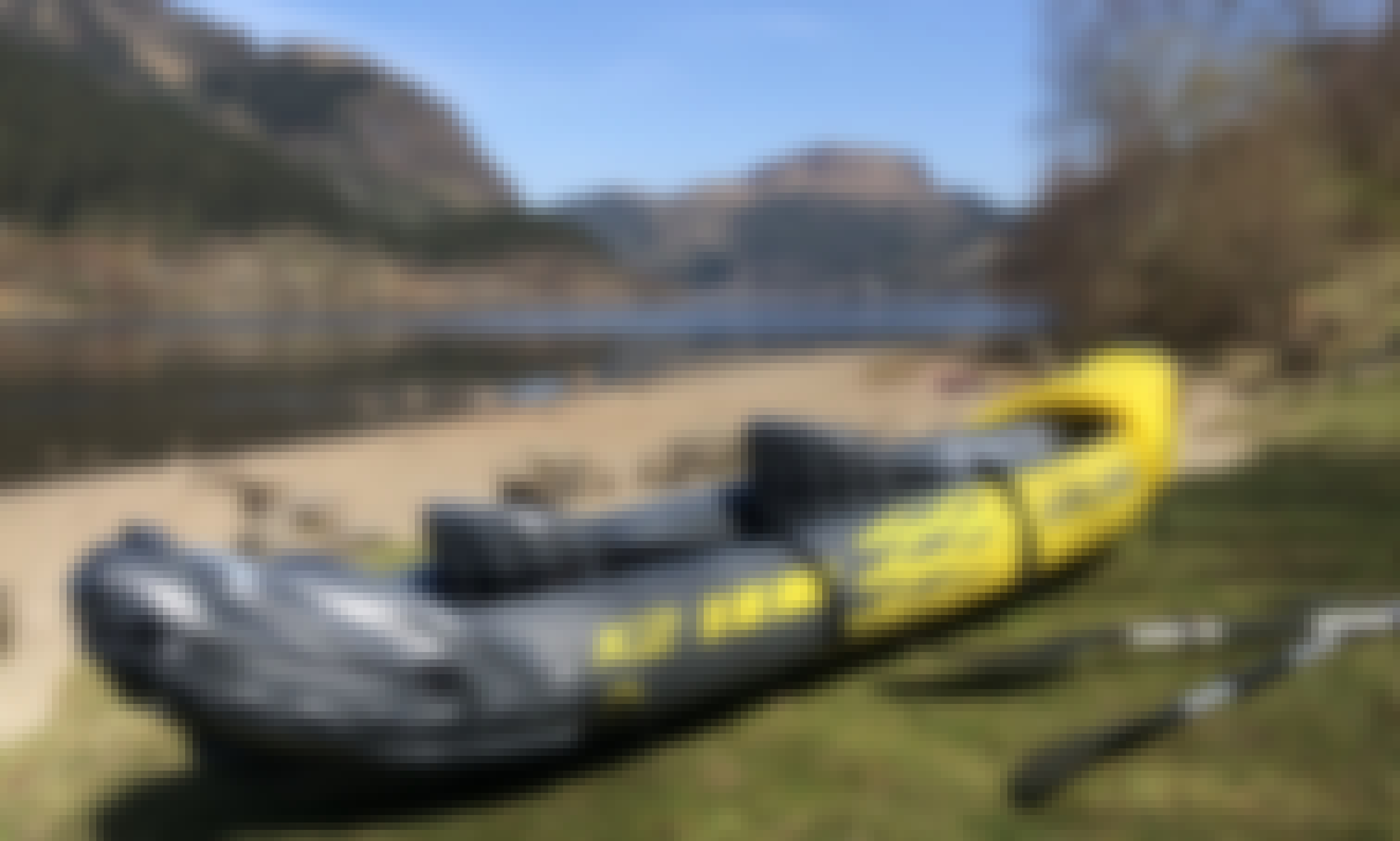 Kayak & Motorhome for Hire