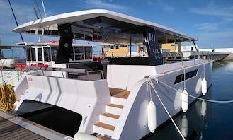 Luxury Catamaran in Estreito da Calheta
