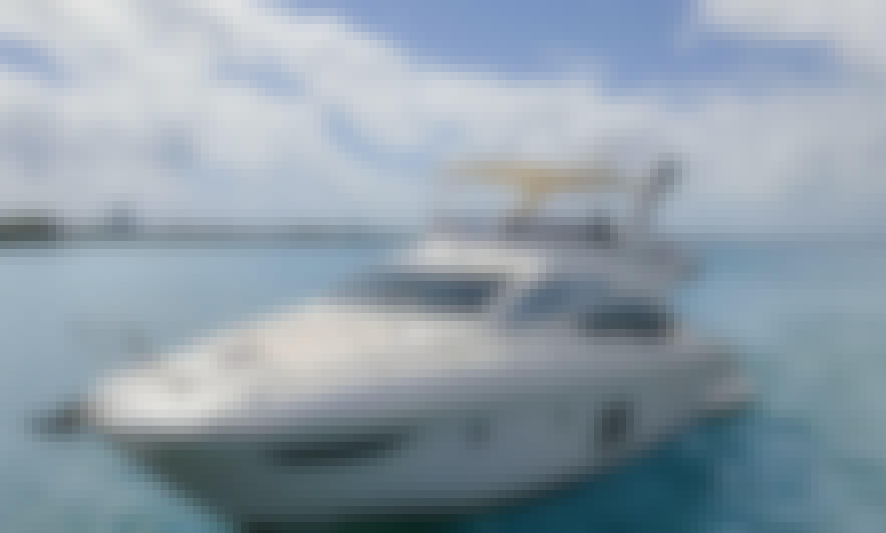 55' Azimuth Flybridge in Miami Beach