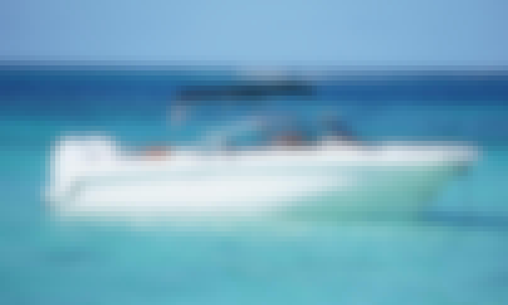 Boston Whaler Vantage 270 | Anguilla Boat Charter |