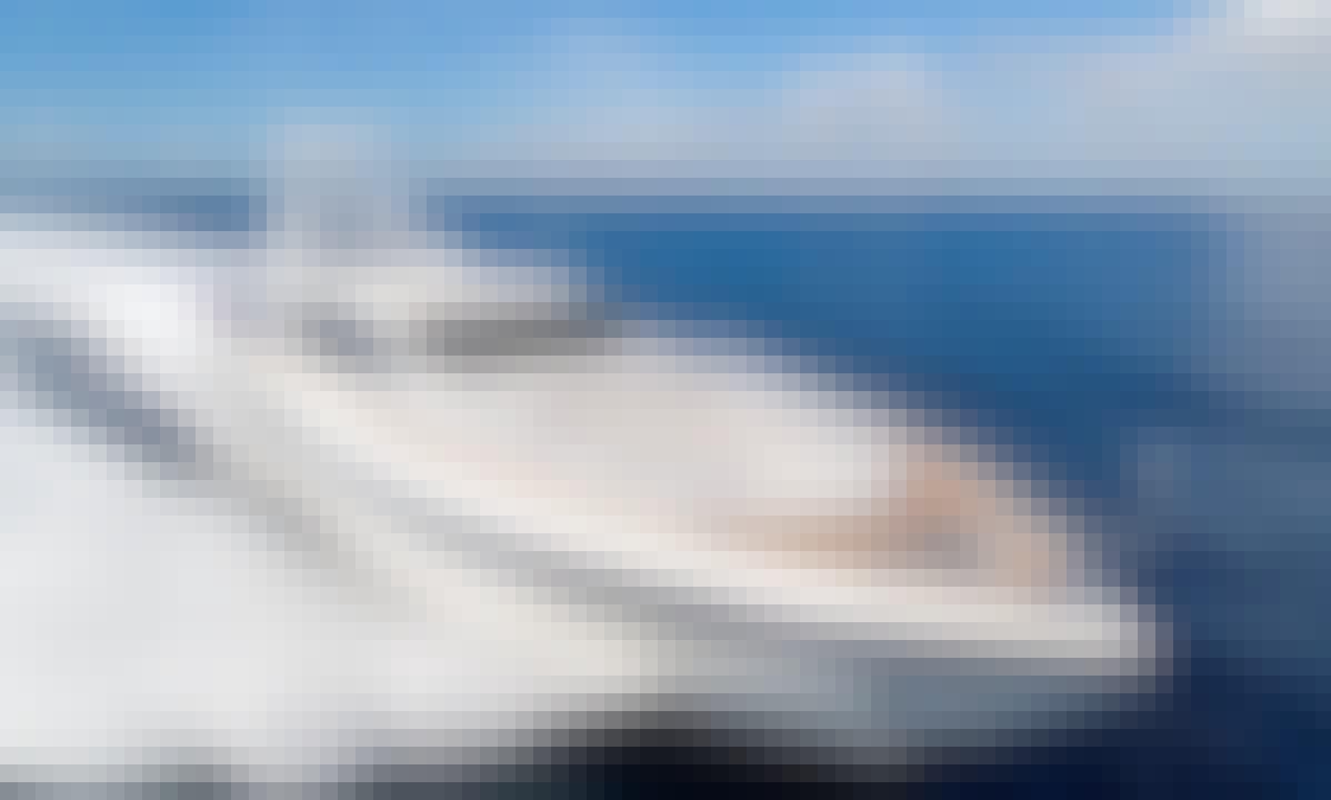 Sexy Yacht 92' Mangusta Power Mega Yacht in Miami Beach Florida