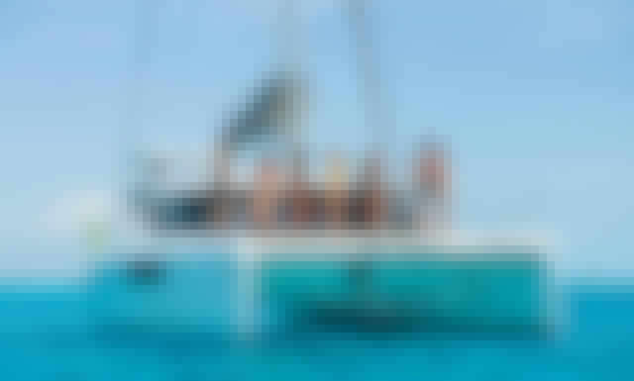 45' Leopard 2020 Cruising Catamaran in Cancun - Isla Mujeres!