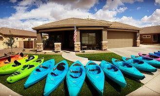 Affordable PaddleBoard/Kayak Rentals