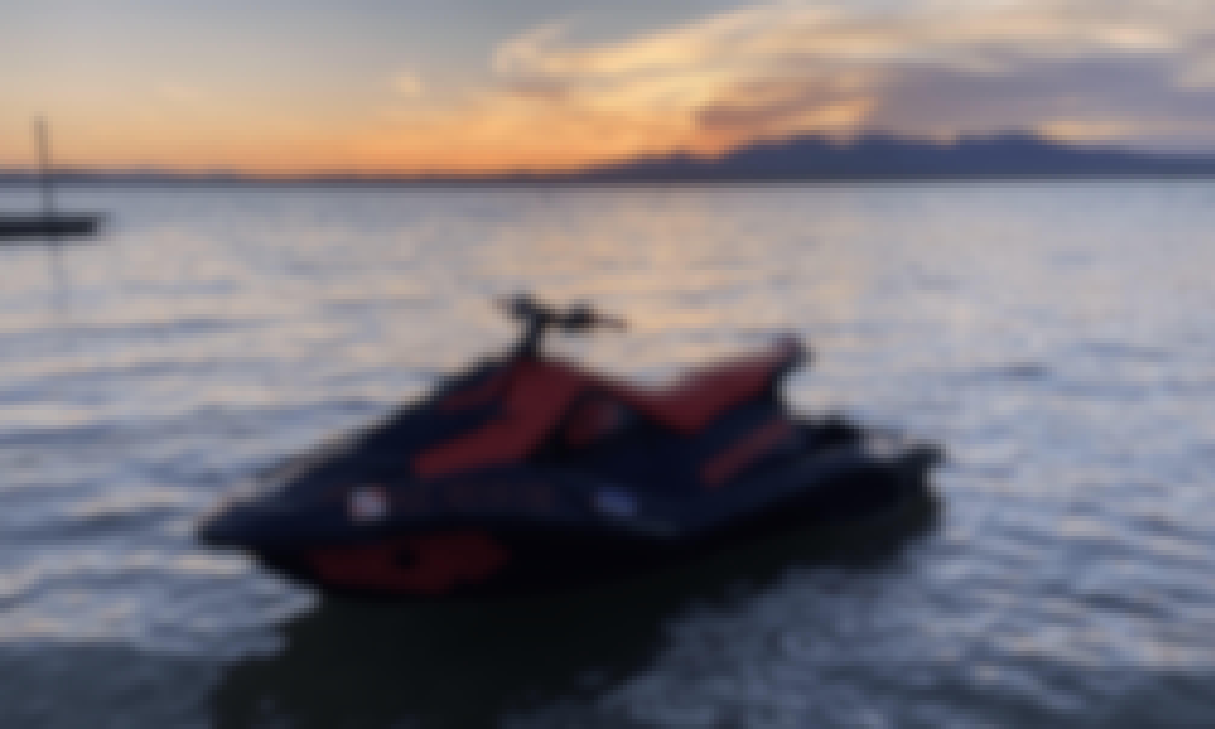 2021 Seadoo Spark Trixx Jet Ski for Rent in Lake Havasu