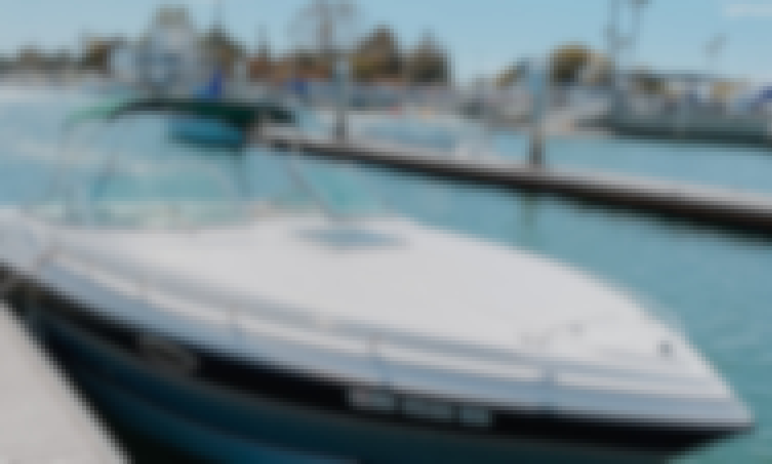 20% Off!  25' Powerboat for 9 guests in Marina Del Rey 🚤