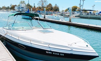 25' Chaparral Powerboat for 8 guests in Marina Del Rey