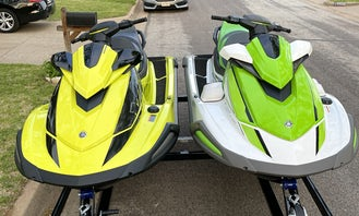 2021 Yamaha Waverunner Jet Skis x 2   Cedar Creek Reservoir   *MULTIPLE DAY RENTALS ONLY*