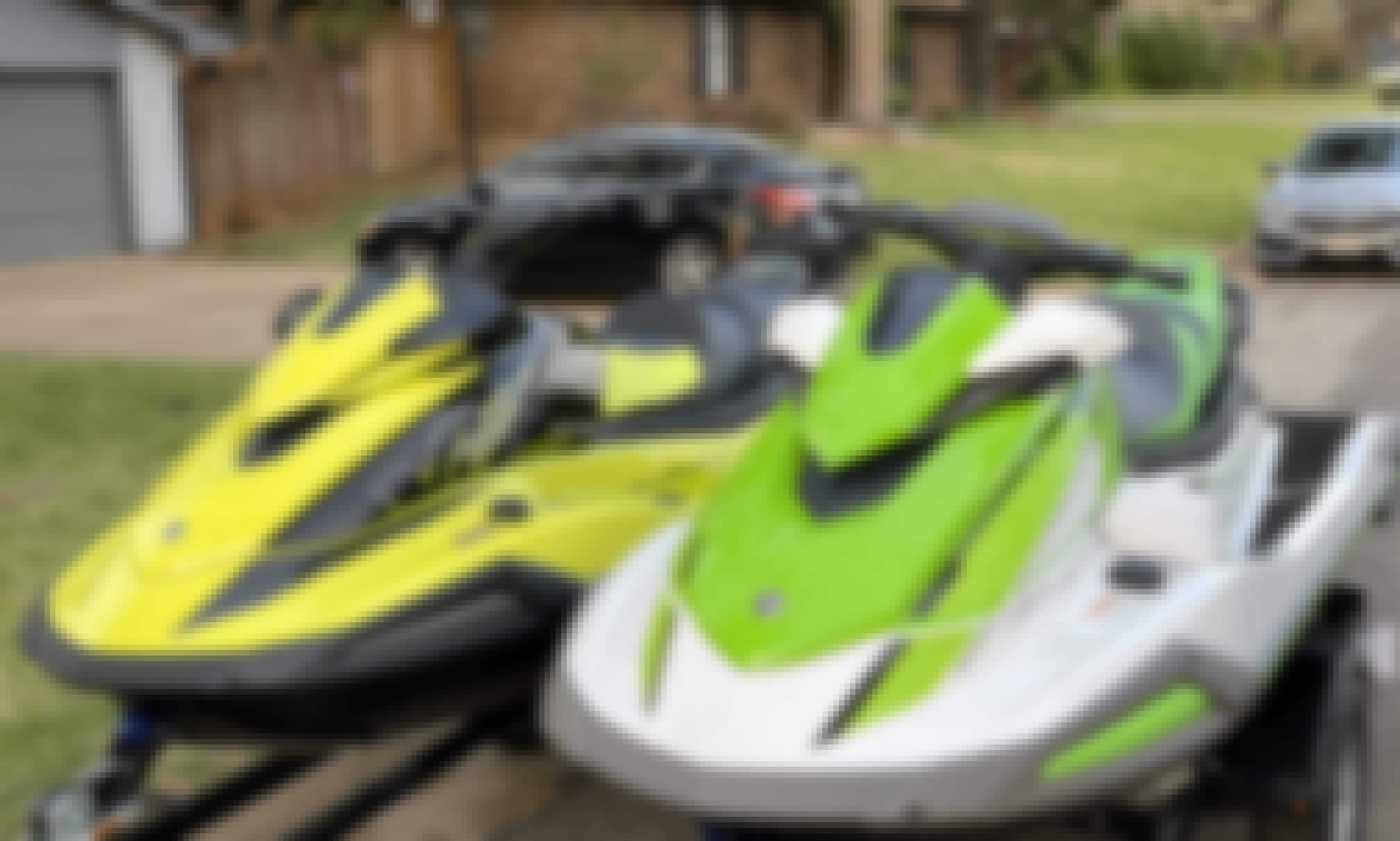2021 Yamaha Waverunner Jet Skis For Rent x 2 | Lake Tawakoni