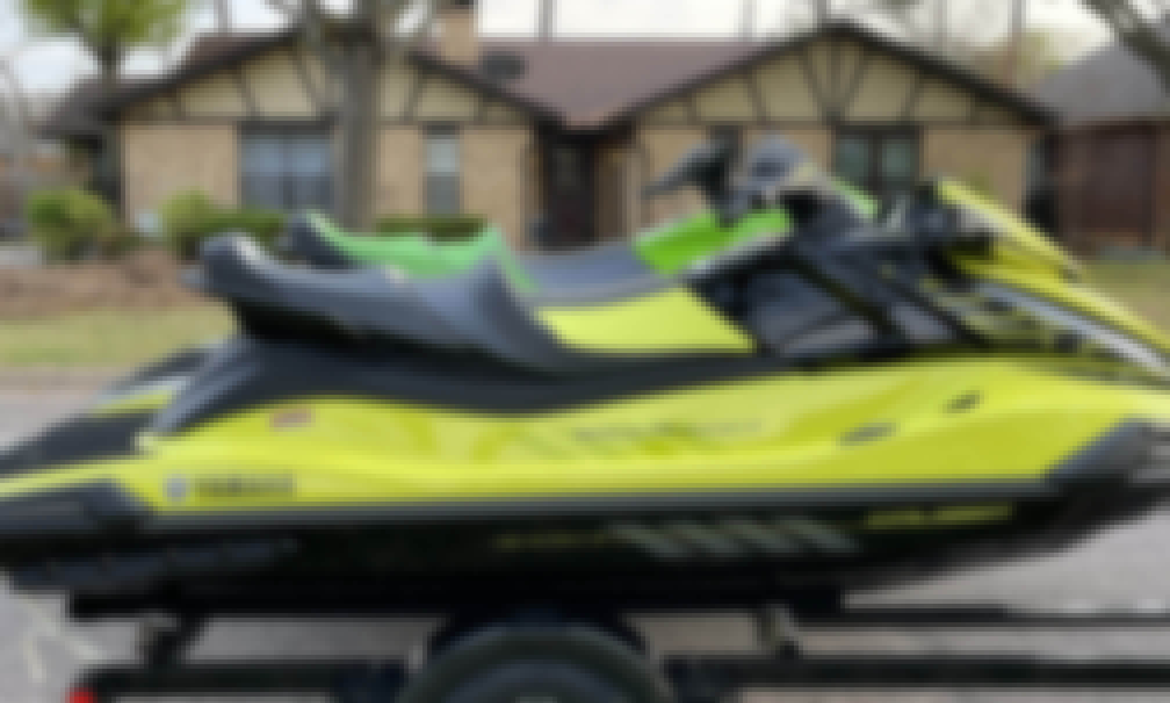 2021 Yamaha Waverunner Jet Skis For Rent x 2 | Richland-Chambers Reservoir