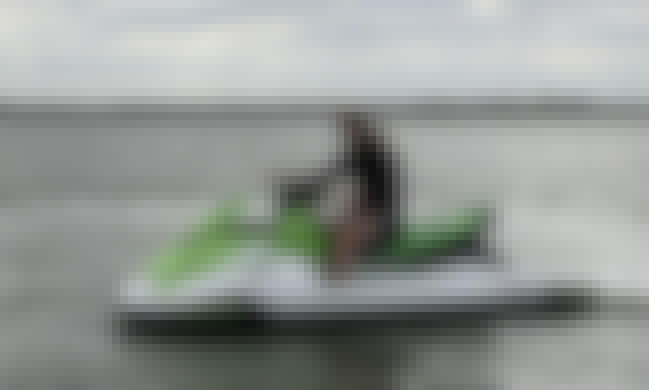 2021 Yamaha Waverunner Jet Skis For Rent x 2 | Lake Worth