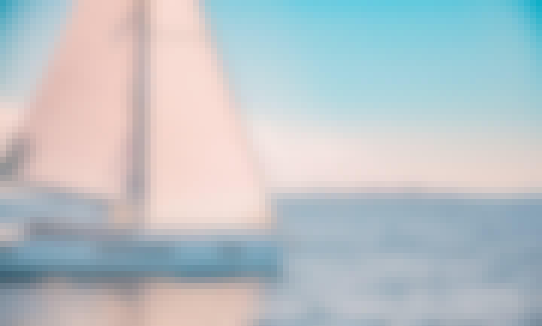 Notus Sun Odyssey 490 Sailing Yacht Rental in Thessaloniki, Greece!