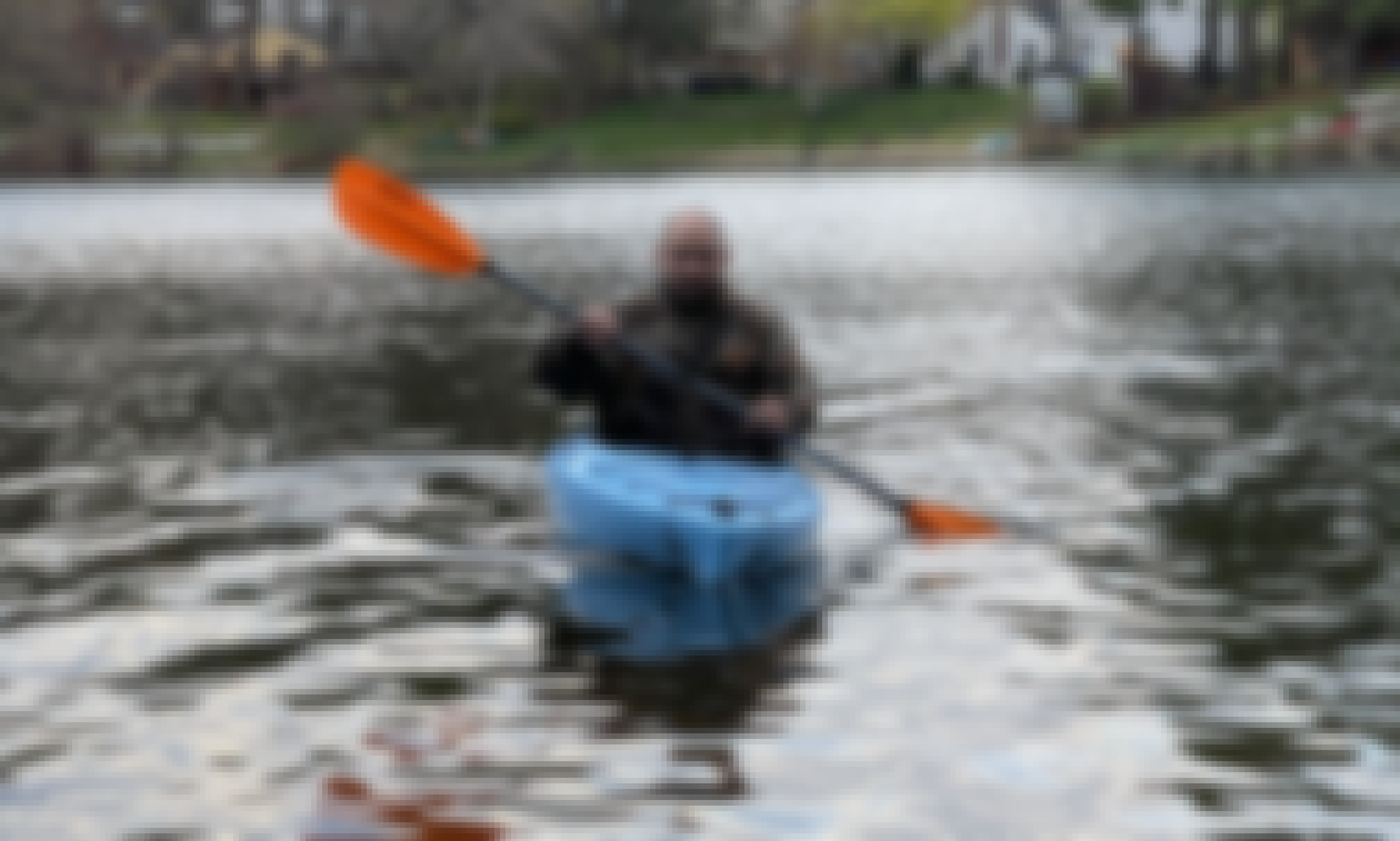 Solo Kayaks for rent in Burlington